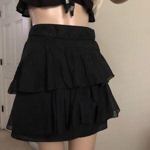 BN mini ruffle skirt 😃